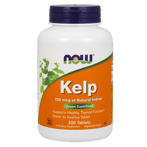 Kelp Tablets by NOW