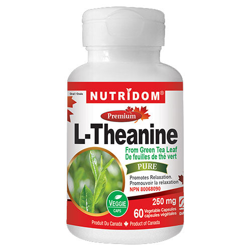L-Theanine by Nutridom