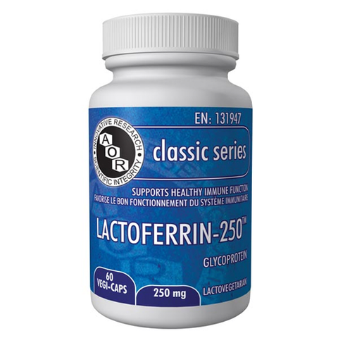 Lactoferrin-250 by AOR
