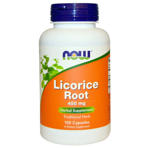 Licorice Root by NOW
