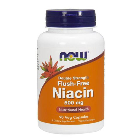 Niacin 500mg by NOW