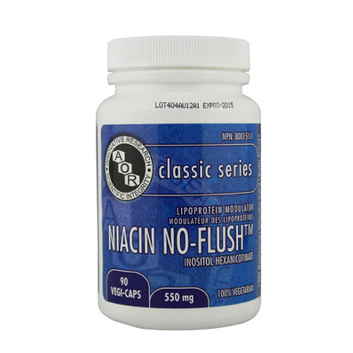 Niacin No-Flush by AOR