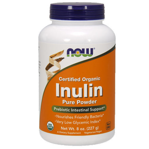 Organic Inulin Powder by NOW