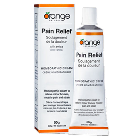 Pain Relief with Arnica by Orange Naturals