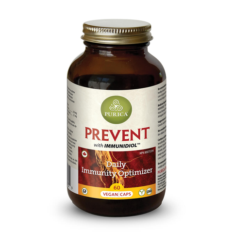 Prevent Daily Immunity Optimizer by Purica (60 Capsules)