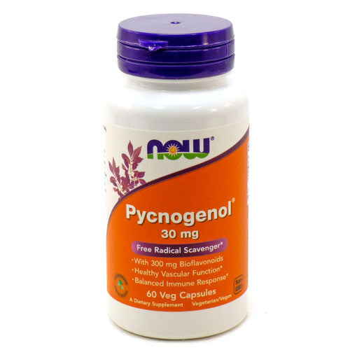 Pycnogenol 30mg by NOW