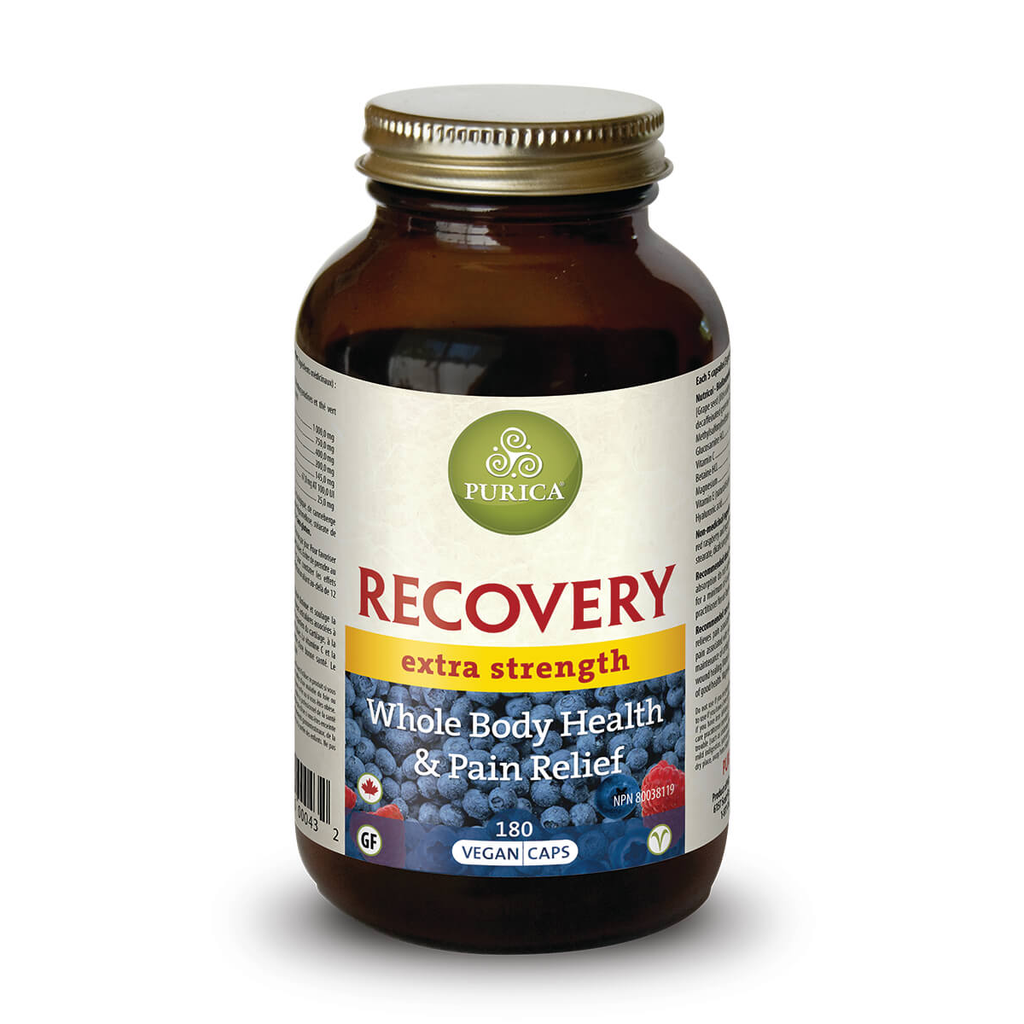 Recovery Extra Strength by Purica (180 Capsules)
