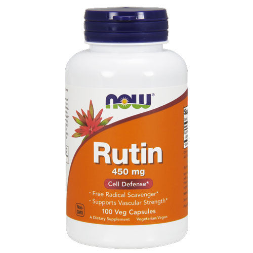 Rutin 450mg by NOW