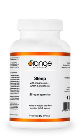 Sleep Capsules by Orange Naturals