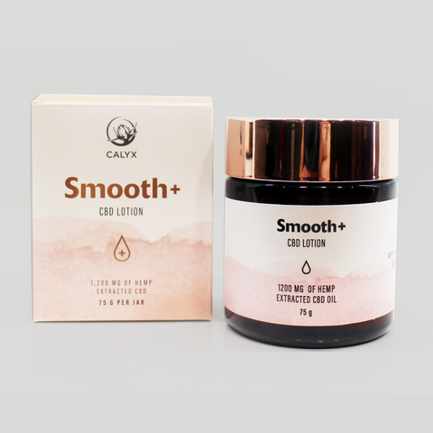 Smooth+ 12000mg CBD Lotion by Calyx Wellness
