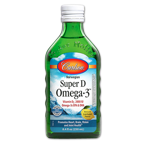 Super D Omega-3 by Carlson