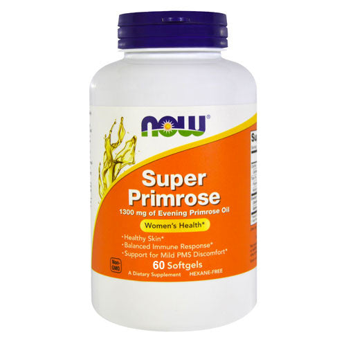 Super Primrose Oil 1300mg by NOW