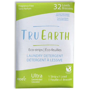 TruEarth Eco-Strips Laundry Detergent