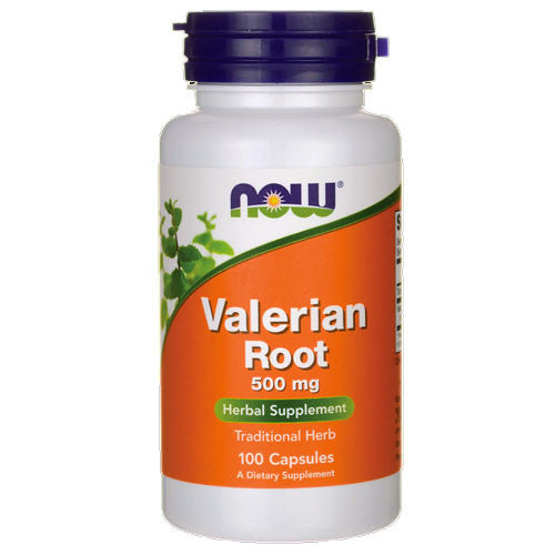 Valerian Root 500mg by NOW