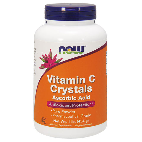 Ascorbic Acid (Vitamin C Crystals) by NOW