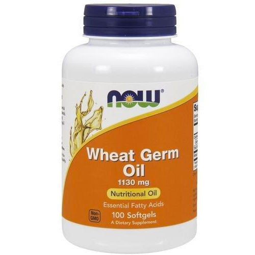 Wheat Germ Oil 1130mg by NOW