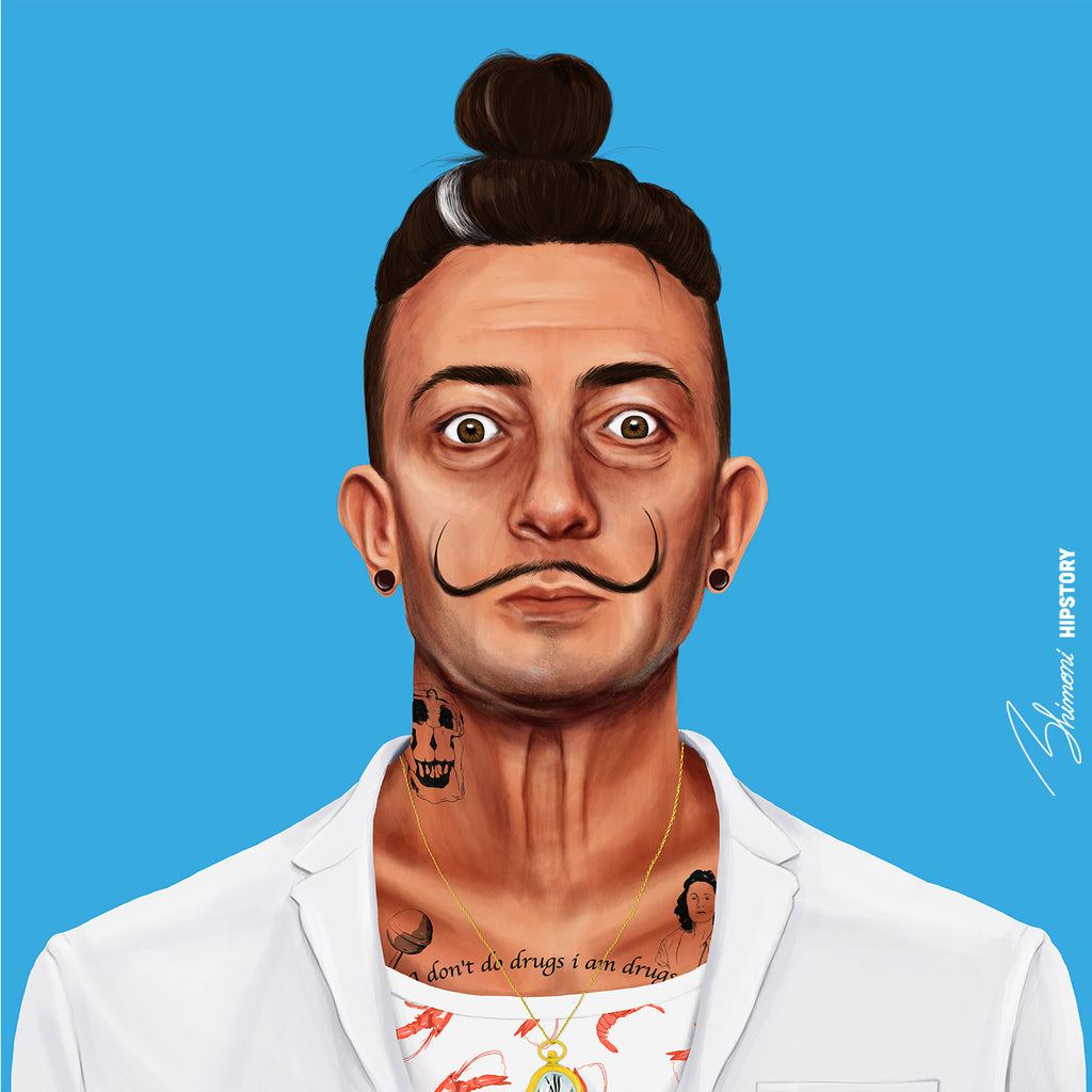 HIPSTORY By Shimoni Illustrations