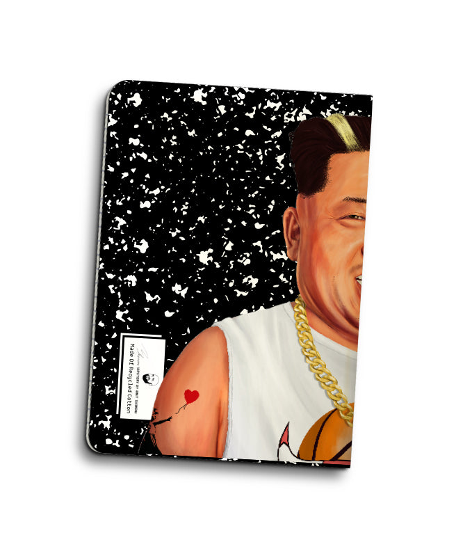KIM HIPSTORY NOTEBOOK