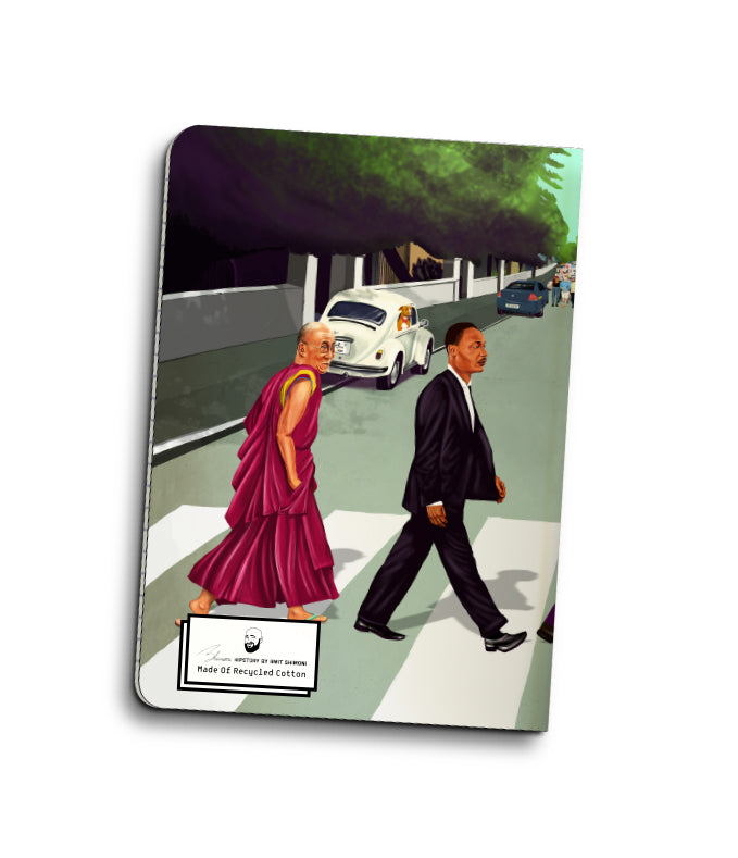 COME TOGETHER HIPSTORY NOTEBOOK