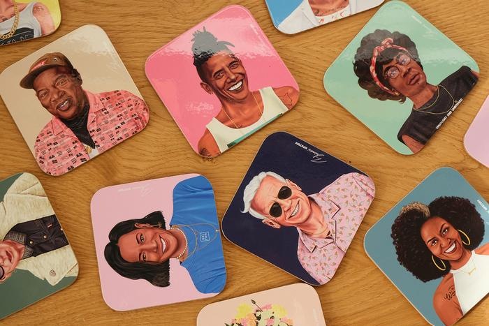 Coaster Packs