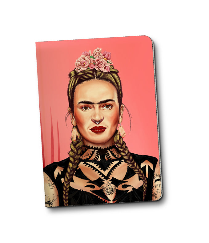 FRIDA HIPSTORY NOTEBOOK