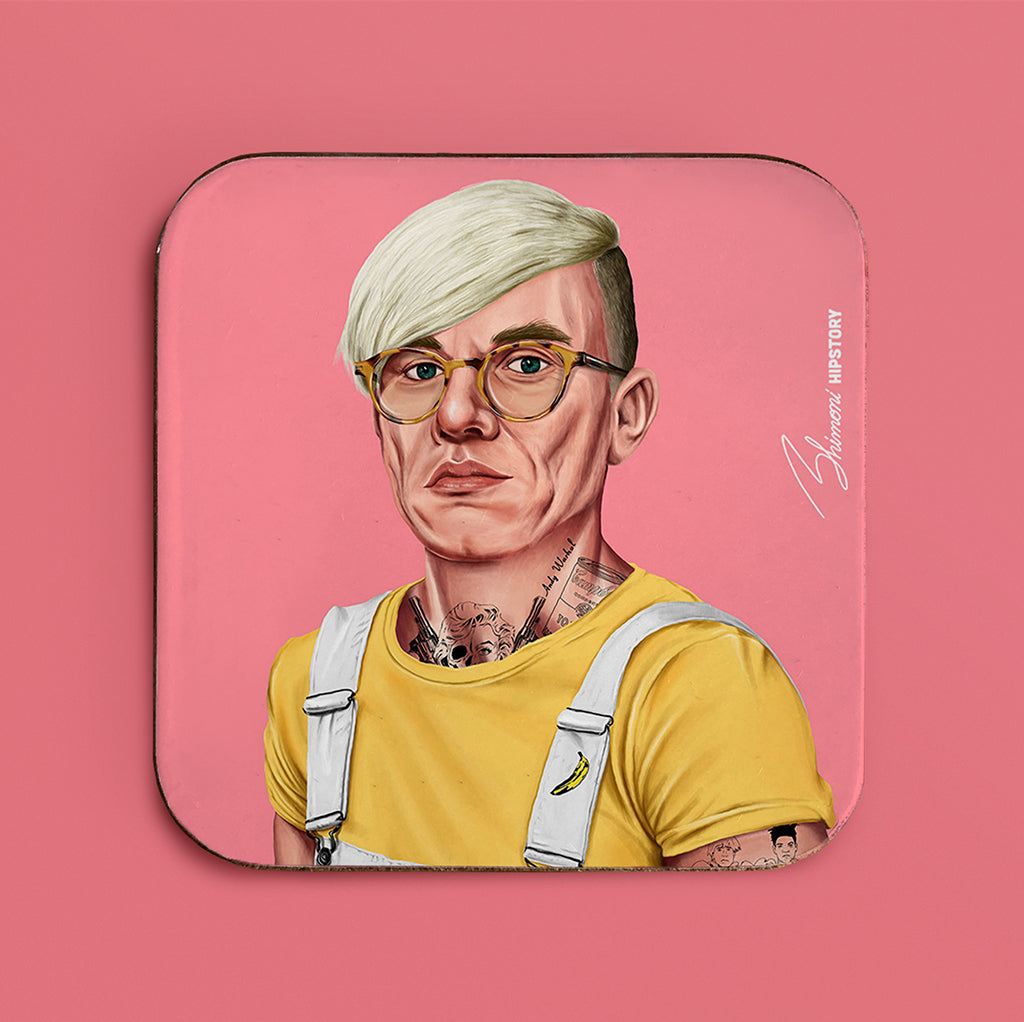 Andy Warhol Coaster