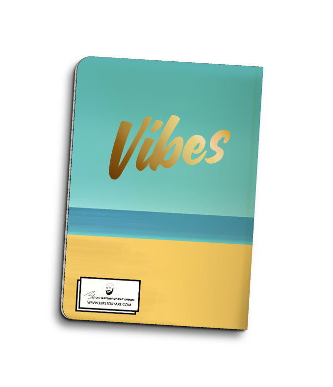 Tel Aviv Vibes Notebook