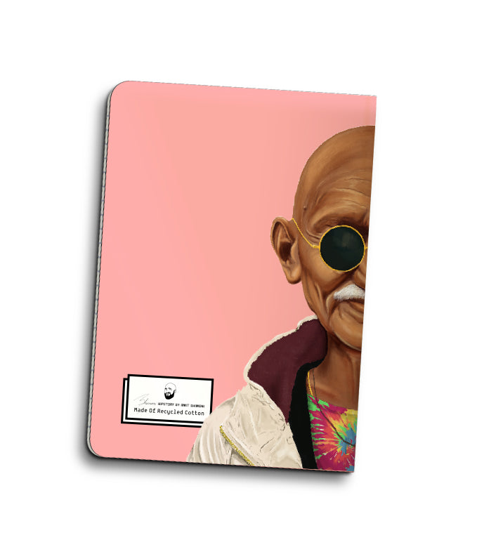GANDHI HIPSTORY NOTEBOOK
