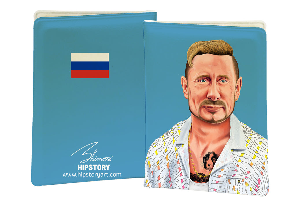 Vladimir Putin Passport Cover
