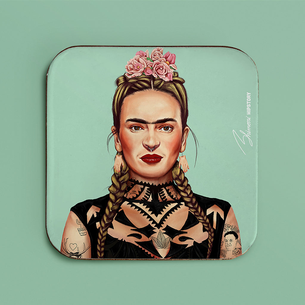 Frida Kahlo Coaster