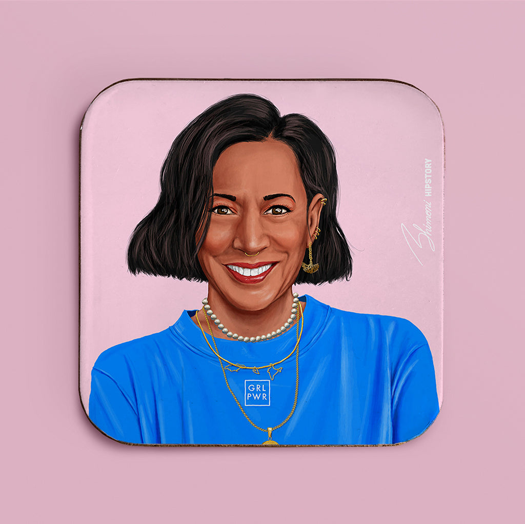 Kamala Harris Coaster