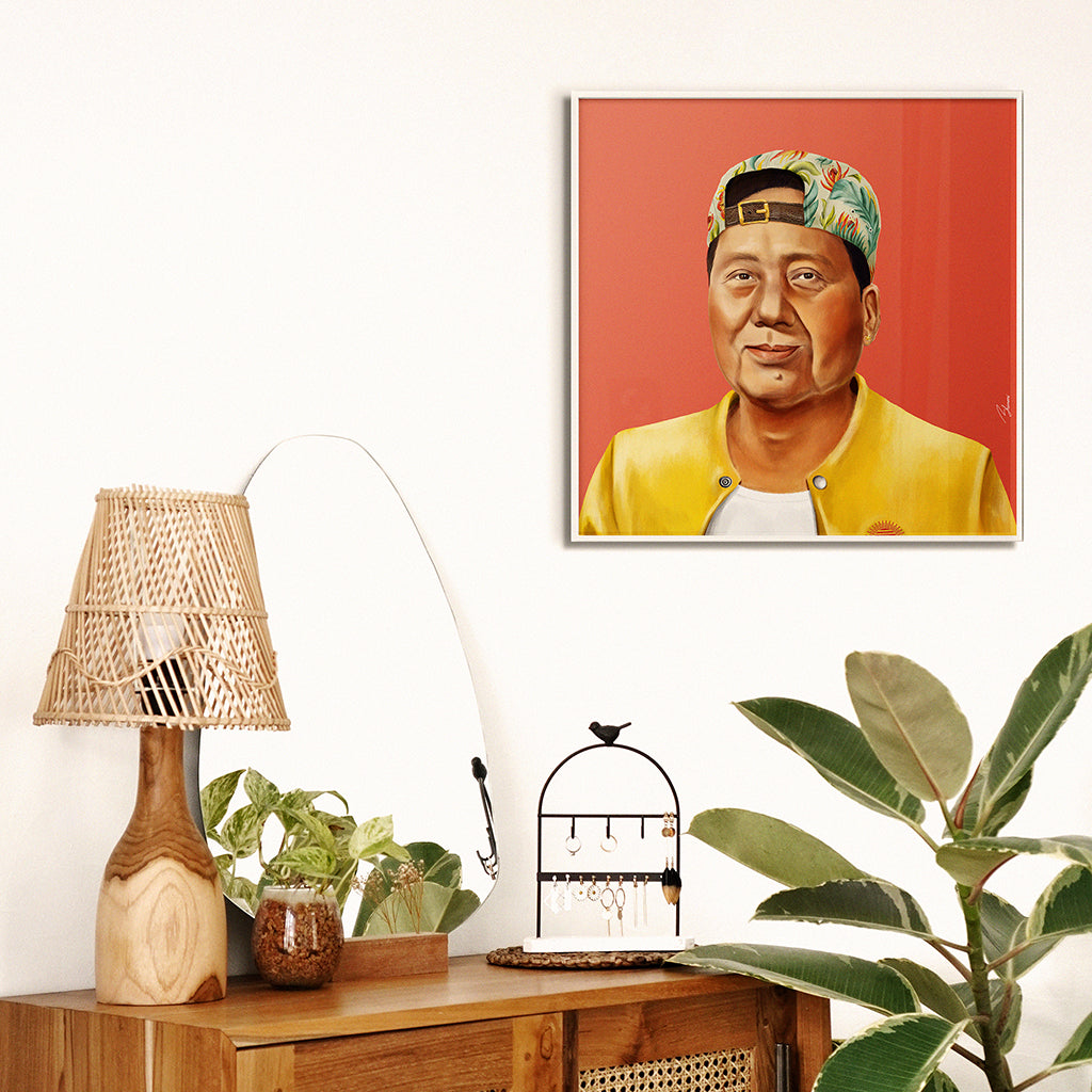 Mao Zedong Wall Art