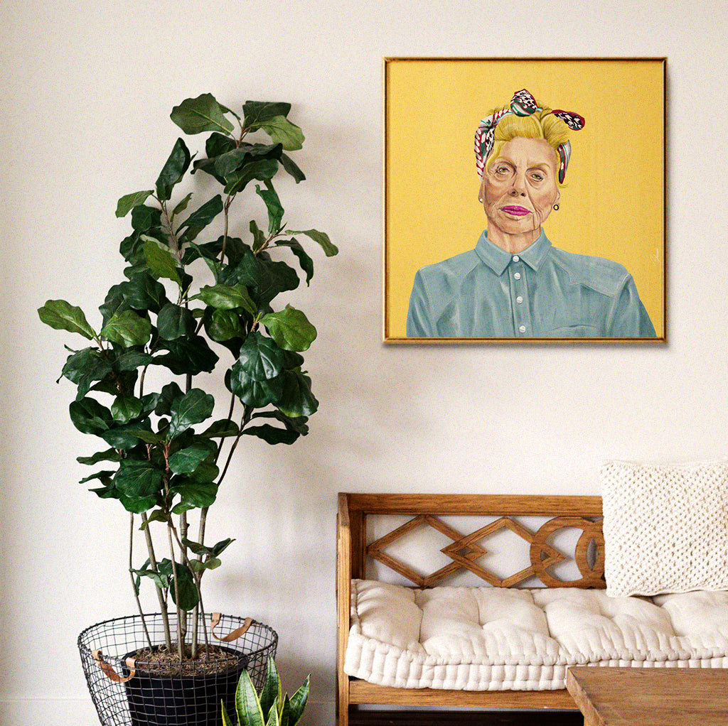 Shulamit Aloni Wall Art