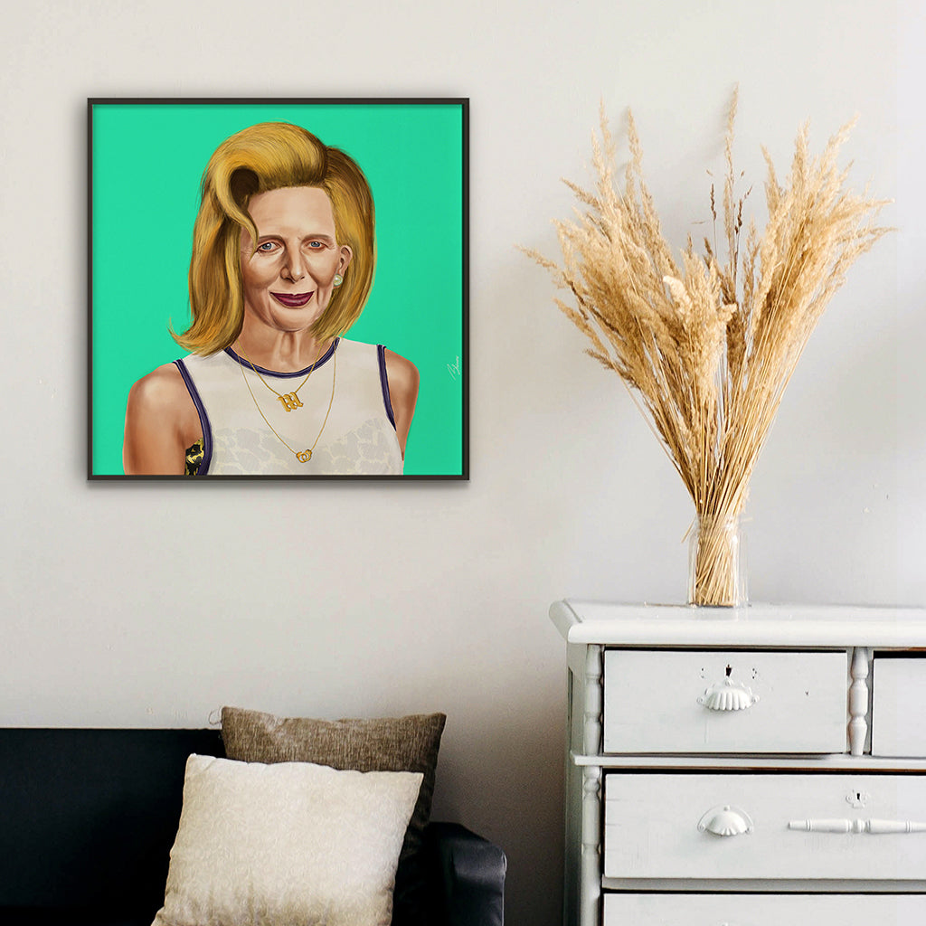 Margaret Thatcher Wall Art