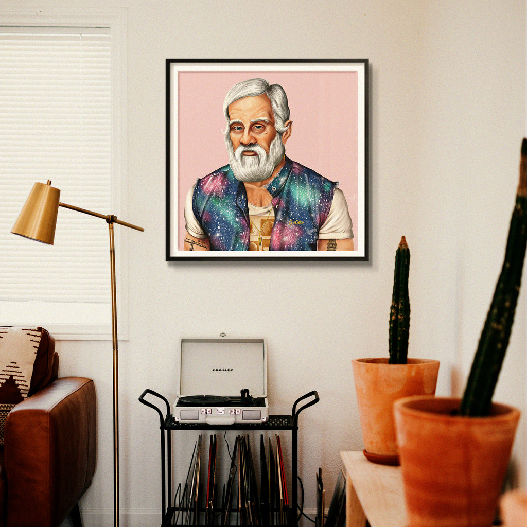 Galileo Galilei Wall Art