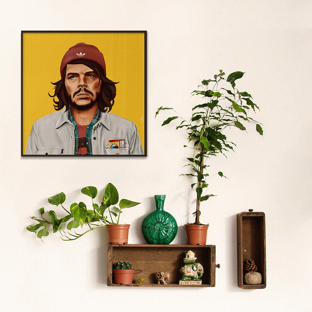 Che Guevara Wall Art