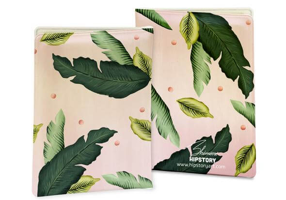 Leaves PASSPORT COVER