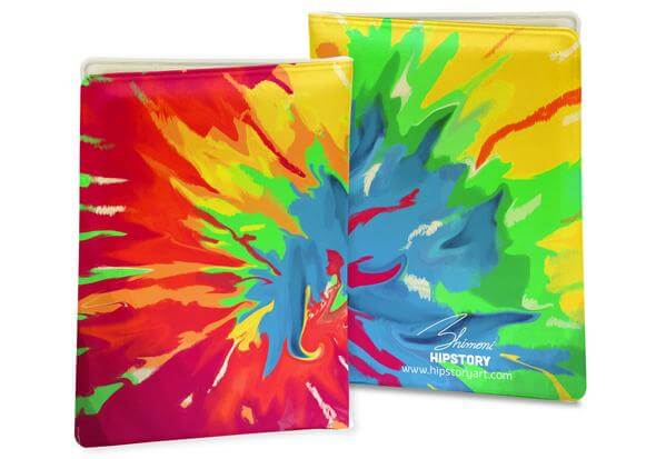 Tie Dye PASSPORT COVER
