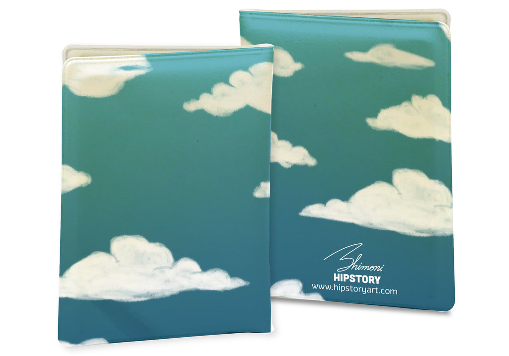 Clouds PASSPORT COVER