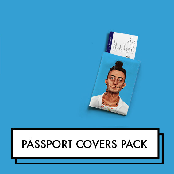 Passport Cover Packs