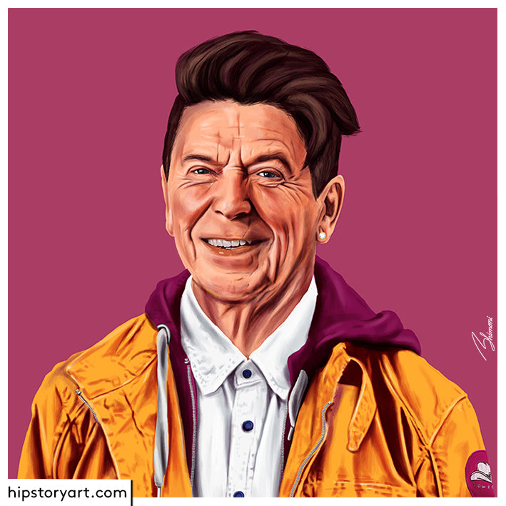 Ronald Reagan Wall Art