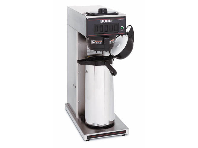 Bunn coffee makers with water hookup