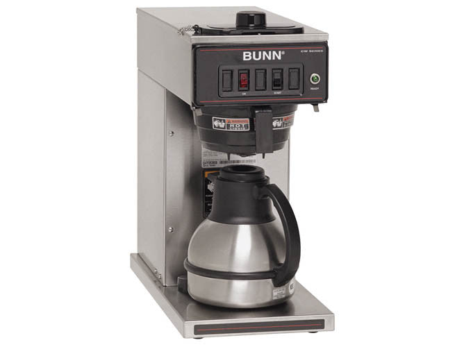 Bunn Thermal Carafe Coffee Brewer Cw15 Tc Pourover