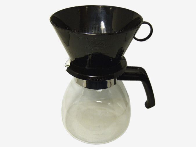 Melitta Pour Over Coffee Brewer 10 Cup - Green Beanery