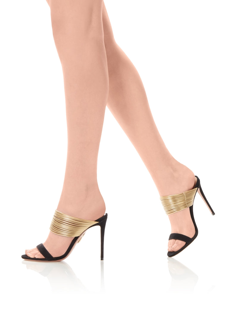 Mules! High heel mules! Gorgeous to