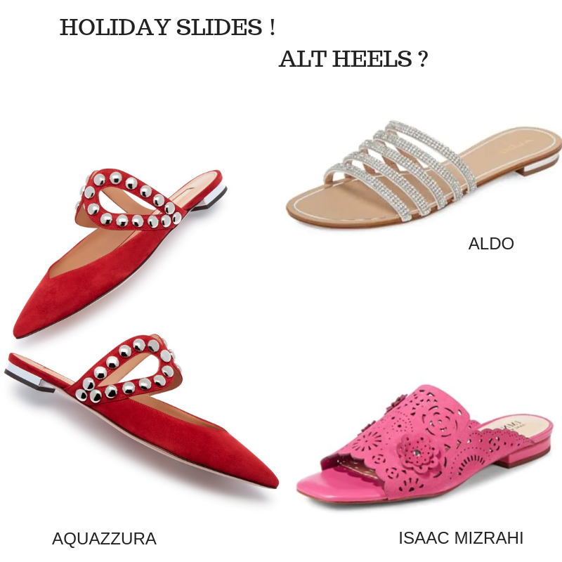 Will pretty slides be your new alt high heels? 4 helpful tips from customers for wearing your slides comfortably - and keeping them on your feet!