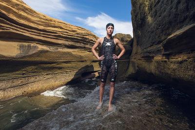 2018 VALOR Speedsuit - XTERRA WETSUITS