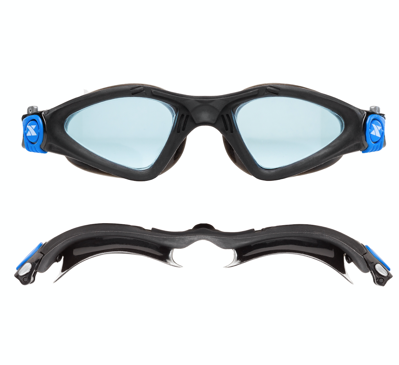 7bb591f2a34 Velocity Blue Swim Goggles Special - XTERRA WETSUITS