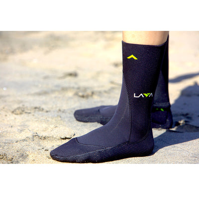 LAVA Booties, Thermal swim socks - XTERRA WETSUITS