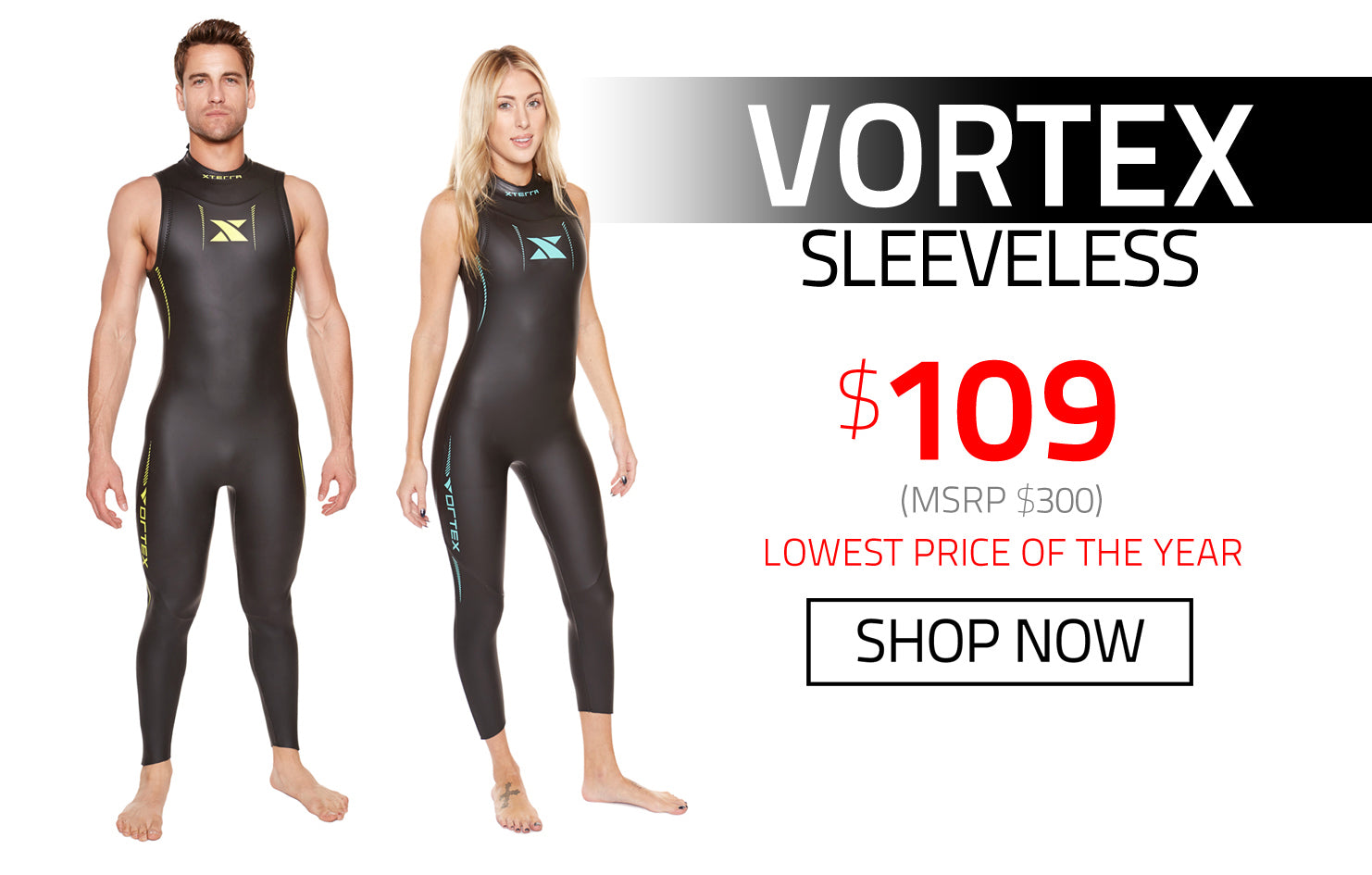 vortex sleeveless sale